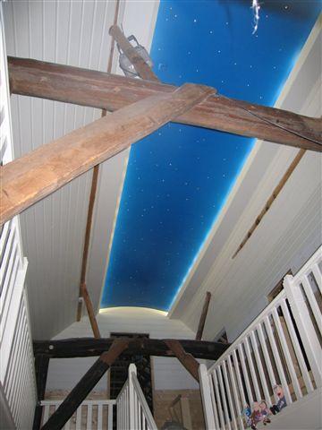 Plafond vervangen in woonkamer of slaapkamer, hal of keuken