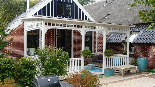 Tuin Veranda Maken : Verbouw of aanbouw schuur garage veranda carport